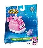 Super Wings EU721114 EU721114-Water Wheelies Dizzy - Aspiradora de Agua