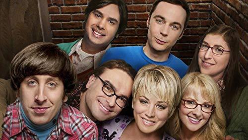Puzzle De 1000 Piezas para Adultos Programa De Televisión The Big Bang Theory Puzzle Desafiante para Niños Y Adultos,Juegos De Rompecabezas para La Damilia,Juguetes Educativos 75 * 50Cm
