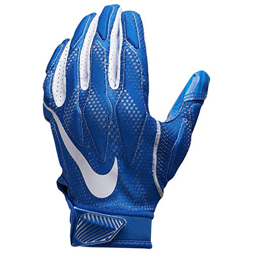 Nike Superbad 4.5 Design 2018 American Football Handschuhe - royal Gr. S