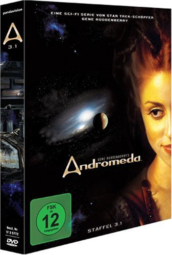 Andromeda - Season 3.1 [3 DVDs]