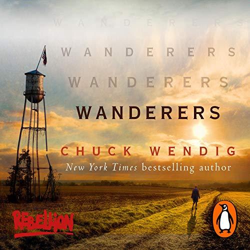 Wanderers audiobook cover art