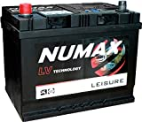 Leisure Battery 12v 75Ah Numax LV22MF