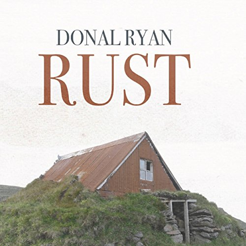 Rust audiobook cover art