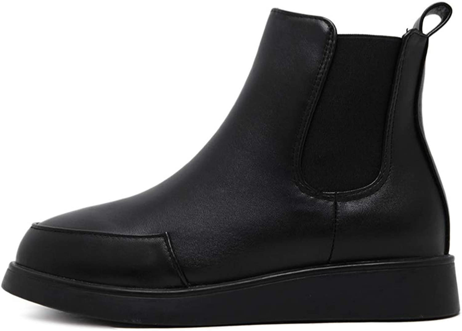 Ankle Boots, Waterproof Booties, Non-Slip Sole, Casual shoes