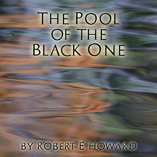 The Pool of the Black One audiobook cover art