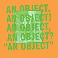 An Object [帯解説・ボーナストラック1曲収録 / 国内盤] (TRCP123)