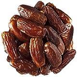 Datteln Deglet Nour, Trockenfrüchte, entsteint, unbehandelt, ungescwefelt , ungezuckert, zum Naschen, Backen und als Müslibeigabe, 1 kg