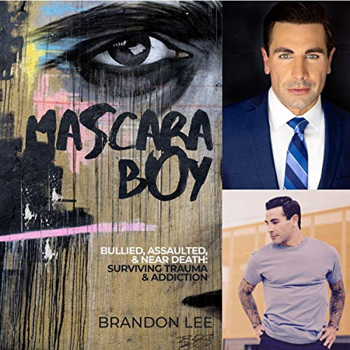 Mascara Boy Audiobook By Brandon Lee cover art