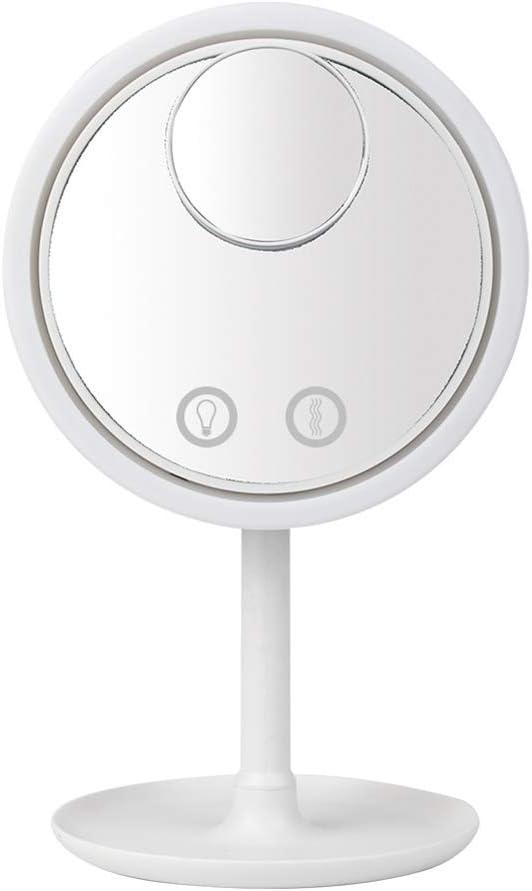 JYEMDV New 3 in 1 5X Desktop Austin Mall Makeup Lamp Cosmetic Magnifier LED Max 63% OFF