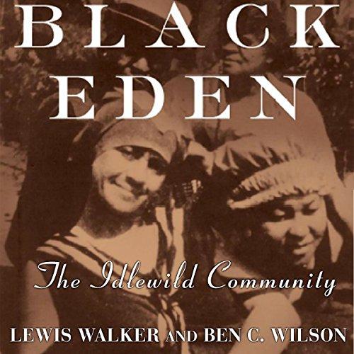 Black Eden audiobook cover art