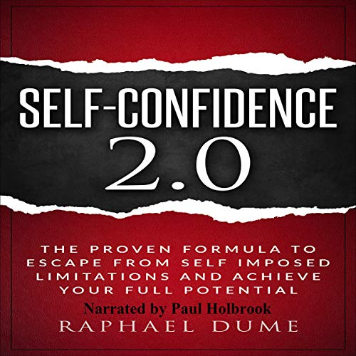 Self-Confidence 2.0 audiobook cover art