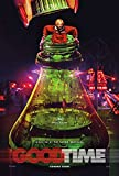 Good Time Movie POSTER 27 x 40 Robert Pattinson, Benny Safdie, A, MADE IN THE...
