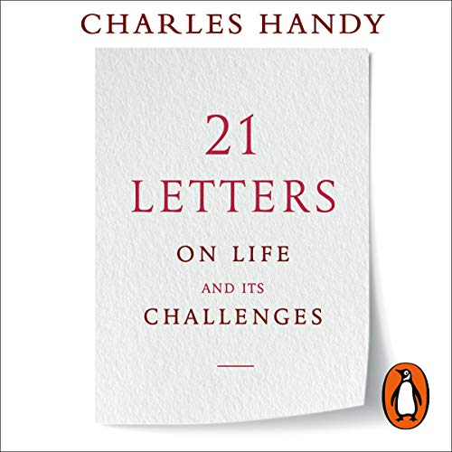 21 Letters on Life and Its Challenges cover art