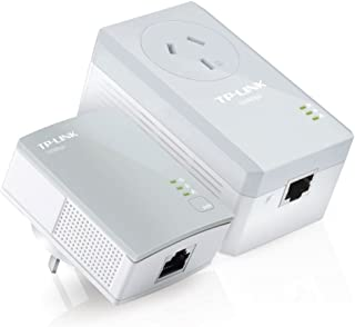 TP-Link AV500 Powerline Passthrough Kit TL-PA4016P