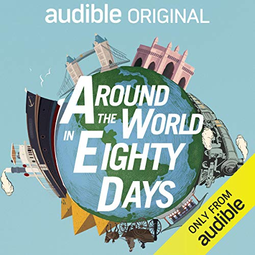 Around the World in 80 Days cover art