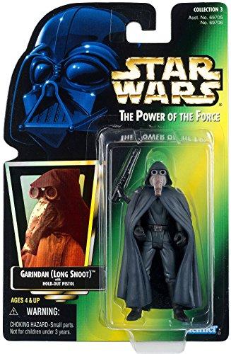 Star Wars | Garindan | long snoot | POTF | Kenner | 69706 | Sammelfigur | Actionfigur | Figur