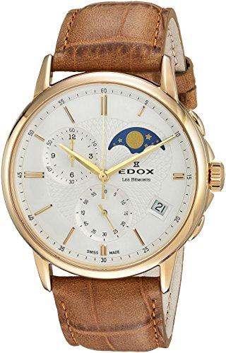 EDOX Reloj analógico para Hombre de 01651 37J Aid
