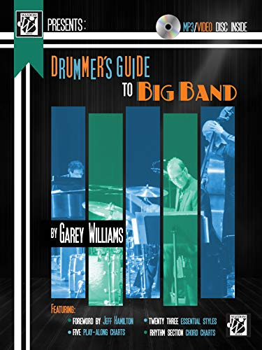 Drummer's Guide to Big Band - (incl. DVD) (Wizdom Media)