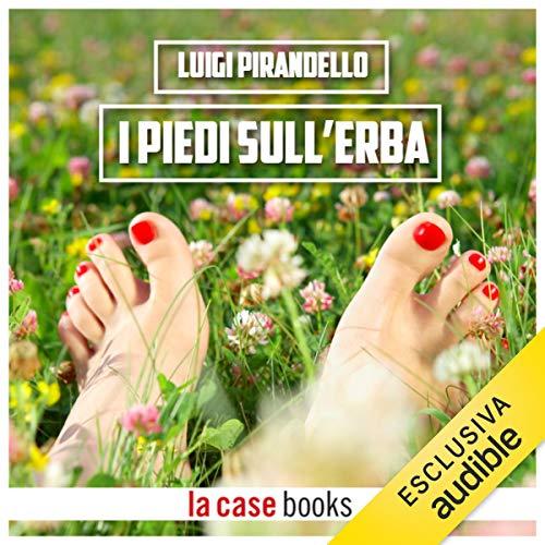 I piedi sull'erba copertina