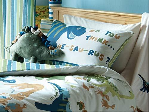 Catherine Lansfield Dino 3D Shaped Cushion Multi