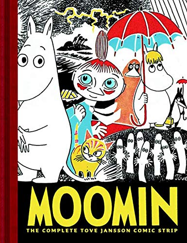 Moomin Book One: The Complete Tove Jansson Comic Strip: 1