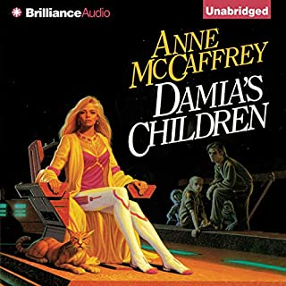 Damia's Children audiobook cover art