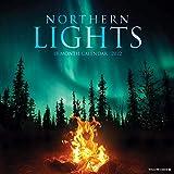 Northern Lights 2022 Wall Calendar
