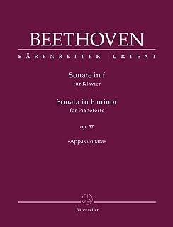 Piano Sonata in F minor Op.57 Appassionata