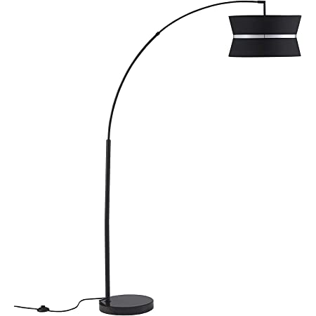 Ambiore Arc Floor Lamp With Bulb Inno Modern Contemporary Elegant Indoor Hanging Light For Living Room