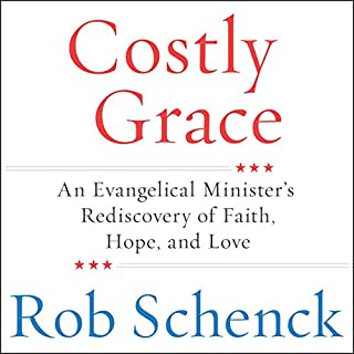 Costly Grace audiobook cover art