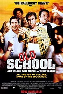 Old School POSTER Movie (27 x 40 Inches - 69cm x 102cm) (2003) (Style B)