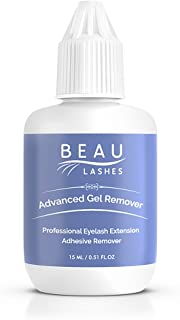 Professional Eyelash Extension Remover Gel - Quickly And Easily Remove Individual Semi Permanent False Lashes - Works With Even The Strongest Fake Eyelash Glue or Adhesive