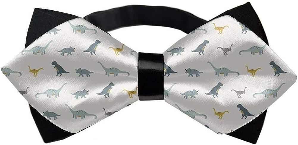Men's Adjustable Bowties Cravat, Date Bow Tie Gift - Wedding Party Concert Tie