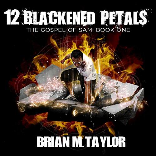 12 Blackened Petals audiobook cover art