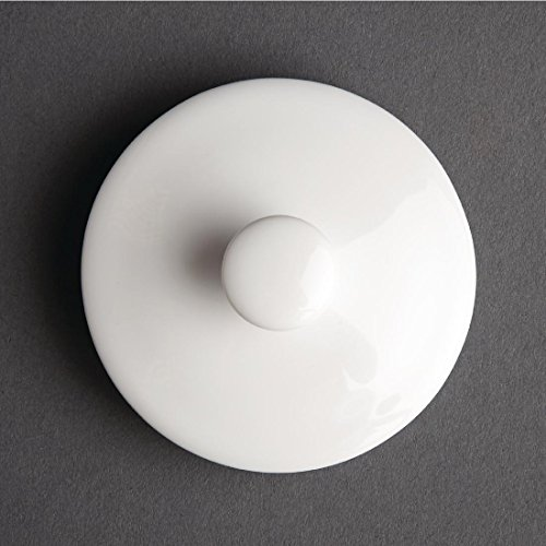 Royal Porcelain DC332 Ersatzdeckel für Teekanne, 300 ml