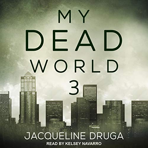 My Dead World 3 audiobook cover art