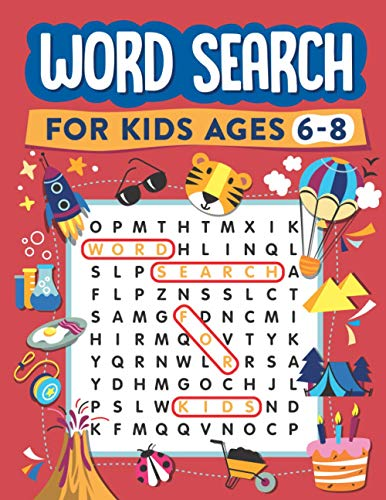 Compare Textbook Prices for Word Search for Kids Ages 6-8: 100 Word Search Puzzles Search and Find  ISBN 9798645280208 by Books, Word Adventure