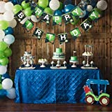 Kids' Party Banner Happy Birthday - Game On Party Decoration for Boys/Girls, Video Game Console Design Hanging Decor for Kids Birthday Party Supplies, Home Decor