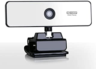 YSY-CY Desktop HD 1080P Webcam,Computer Laptop Camera for Conference and Video Call, Face Cam with Dual Microphone for PC,...