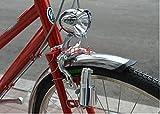 Tool Parts 6V 3W Bicycle Motorized Bike Friction generator Dynamo Headlight Tail Light