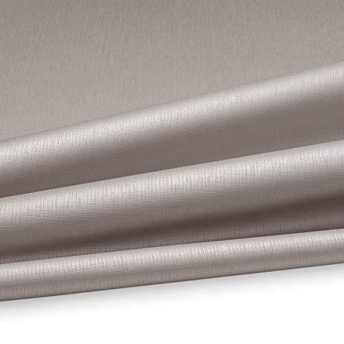 Serge Ferrari Soltis Perform 92 B1 Wärmeschutz PVC Plane 420g/m² Farbe Grau 2046 Gittergewebe für Verschattung