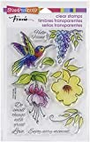 STAMPENDOUS CLEAR STAMPS STAMPND HUMMINGBIR...