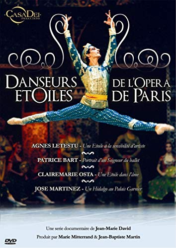 Le DVD Danseurs de l'Opéra de Paris