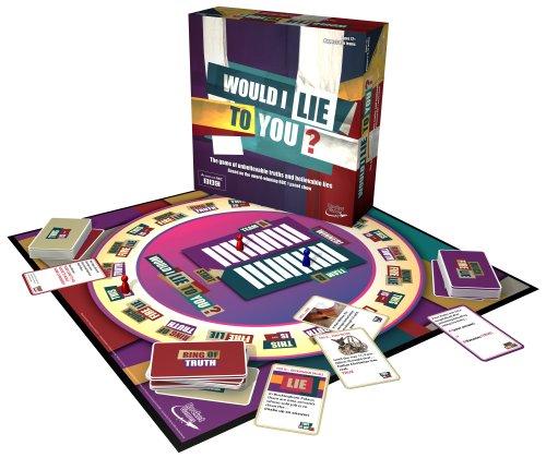 Preisvergleich Produktbild Rocket Games Would I Lie to You Brettspiel (evtl. Nicht in Deutscher Sprache)