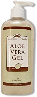 Mountain Rose Herbs - Aloe Vera Gel 8 oz
