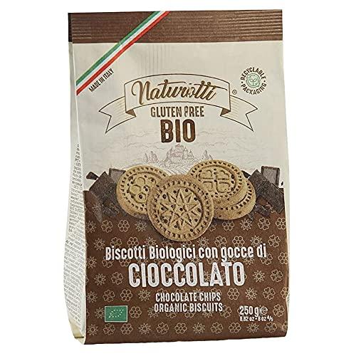 GALLETAS CON GOTAS DE CHOCOLATE (BISCOTTI) 300 GR