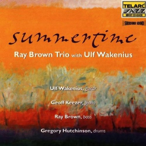 Summertime by Ray Brown (1998-03-23)