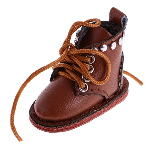 Jili Online Adorable Casual PU Leather Boots Shoes for 12