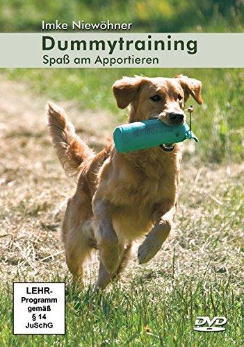 Dummytraining: Spaß am Apportieren. Trainings-DVD mit Imke Niewöhner
