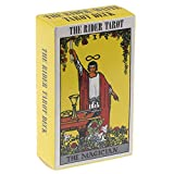 Tarot Rider Waite Español,Baraja Tarot Rider Waite Español,Tarot Deck Cards,Juegos de...